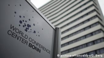 Η Διάσκεψη του ΟΗΕ ξεκίνησε στο συνεδριακό κέντρο της Βόννης τη Δευτέρα και ολοκληρώνεται την μεθεπόμενη Πέμπτη