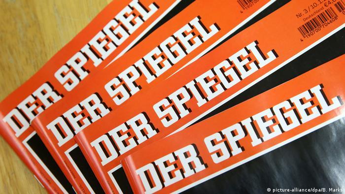 Nachrichtenmagazin Der Spiegel