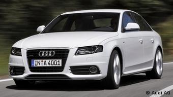 Новый Audi A4
