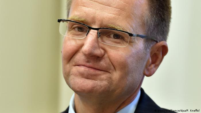 Generalbundesanwalt Peter Frank (Archivbild: dpa)
