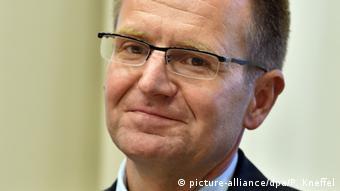 Porträt - Generalbundesanwalt Peter Frank