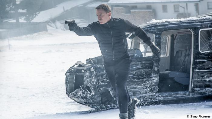 James Bond Spectre - Copyright: Sony Pictures Releasing GmbH
