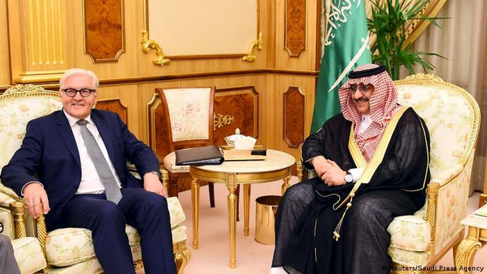 Saudi-Arabien Besuch Außenminister Steinmeier