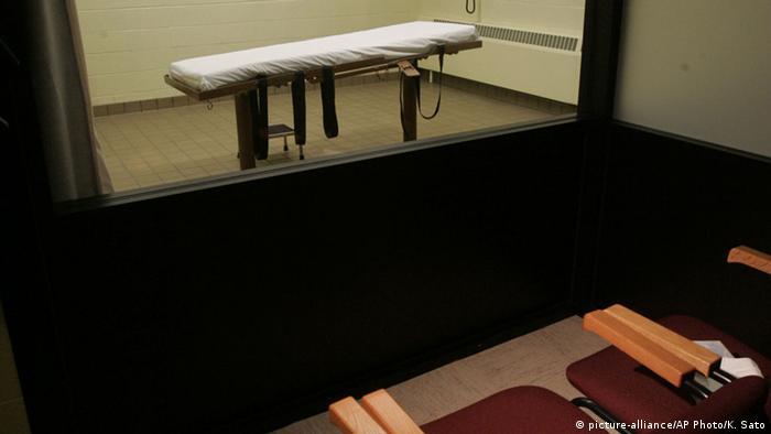 USA Ohio setzt Hinrichtungen bis 2017 aus
