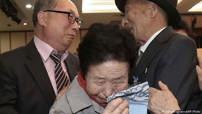 Nordkorea Familienzusammenführung