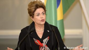 Dilma Rousseff in Finnland