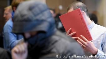 Deutschland Prozess gegen Salafisten in Köln