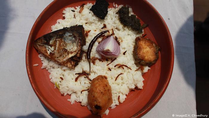 Bangladesch Hilsa Fisch