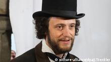 BdT Deutschland Sachsen August Diehl Schauspieler Karl Marx