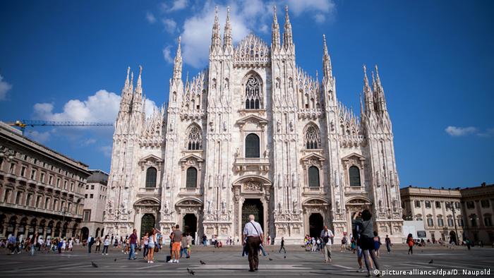 Italien Mailänder Dom
