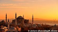 Türkei Hagia Sophia in Istanbul