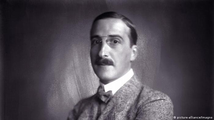 Österreich Stefan Zweig Schriftsteller (picture-alliance/Imagno)