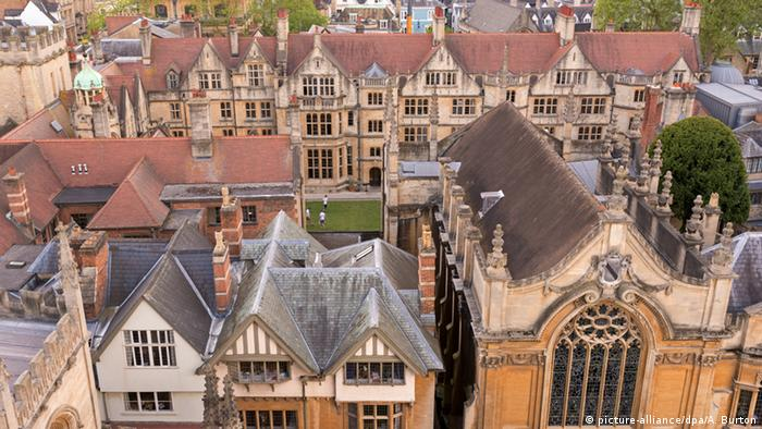 Universität Oxford England Großbritannien UK (picture-alliance/dpa/A. Burton)