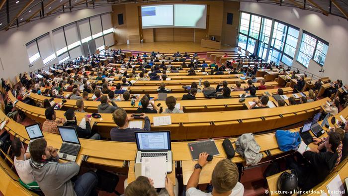 В Техническом университете Ильменау