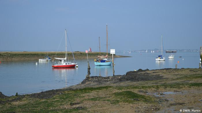Protesters say nuclear power is a threat to the idyllic landscape of Bradwell-on-Sea .