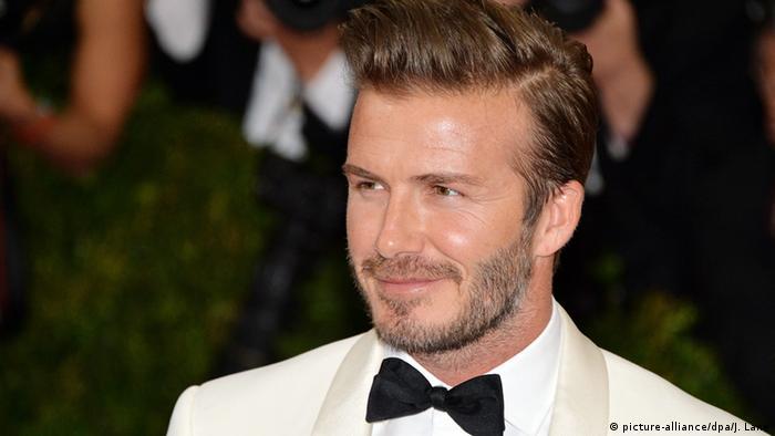 David Beckham (EPA/JUSTIN LANE)