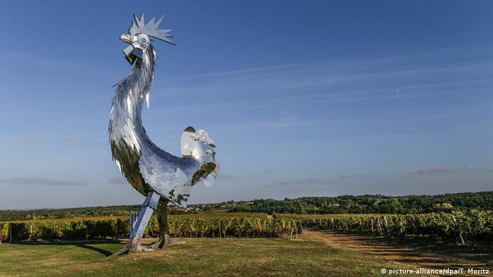 Frankreich Weinregion Chateau La France