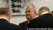 Deutschland Prozess gegen ehemalige Porsche-Vorstände