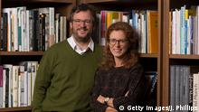 Iwan Wirth and Manuela Wirth