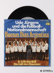 Udo Jürgens y su canción Buenos Días, Argentina para el Mundial 1978.