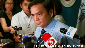 Chinesische Diplomaten in den Philippinen getötet