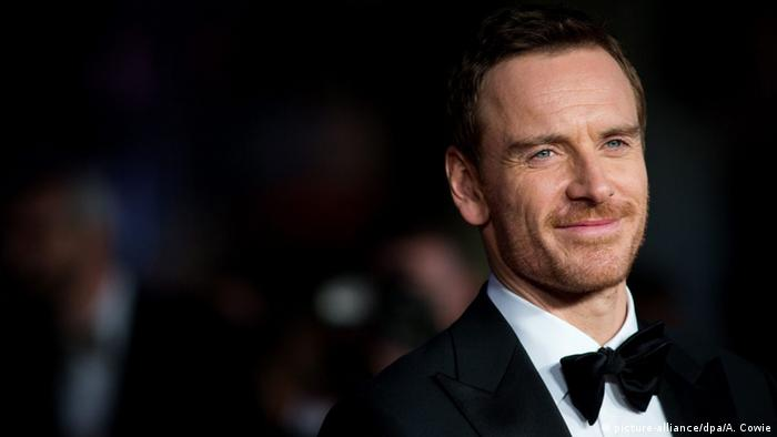 Actor Michael Fassbender (picture-alliance/dpa/A. Cowie)