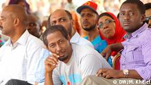Sansibar UKAWA/CUF Kandidaten Malindi