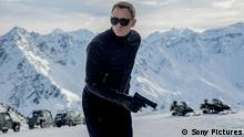 James Bond Spectre Daniel Craig Film Still