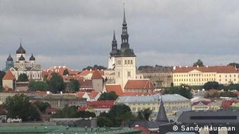 A view over Tallinn