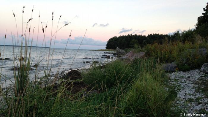 Estonia's Baltic coastline