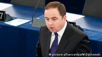 Konrad Szymanski Polen EU Parlament
