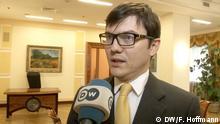Andriy Pyvovarsky Minister für Infrastruktur der Ukraine