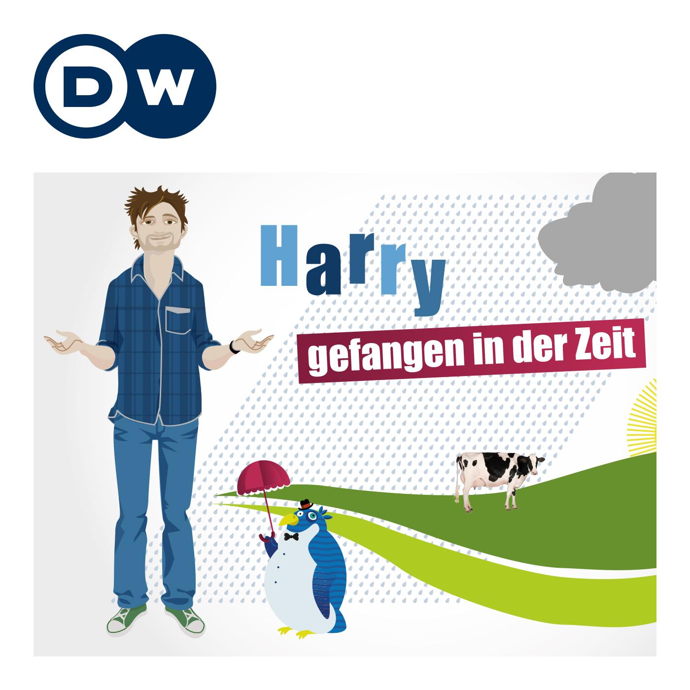 Harry – gefangen in der Zeit   Learning German   Deutsche Welle