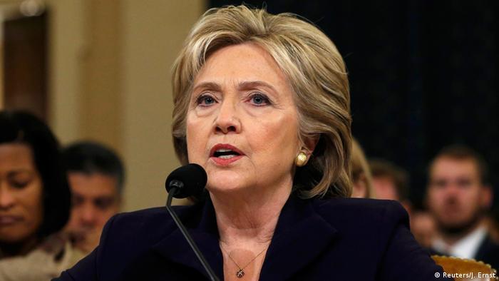 USA Hillary Clinton Untersuchungsausschuss