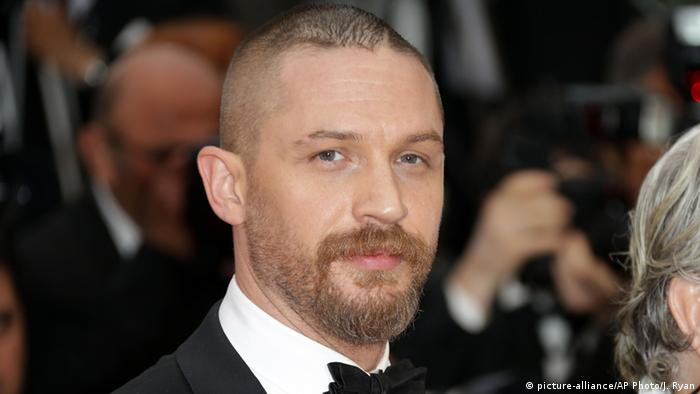 Tom Hardy (picture-alliance/AP Photo/J. Ryan)