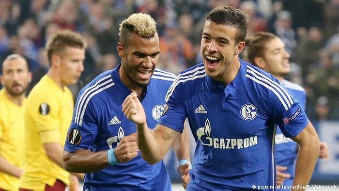 UEFA Europa League FC Schalke 04 - Sparta Prag
