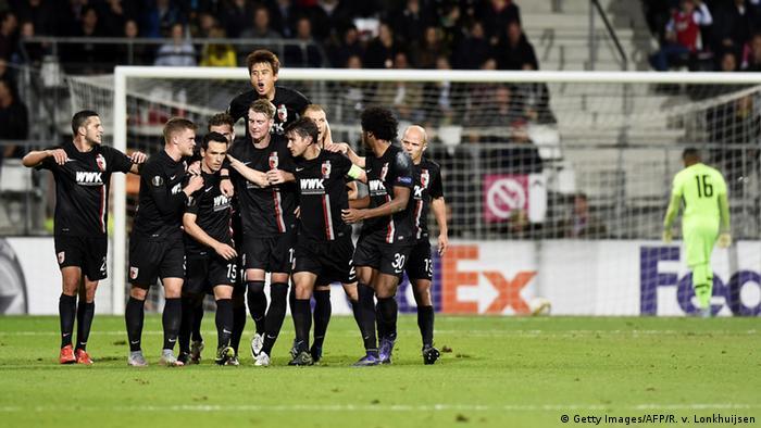 UEFA Europa League AZ Alkmaar - Augsburg