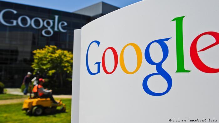 Google Logo Symbolbild