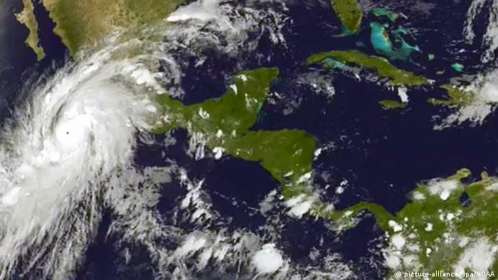 Hurricane Patricia crosses Mexico with potential to cause 'catastrophic' damage
