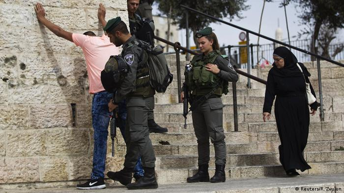 Lucha antiterrorista: �Israel como modelo?