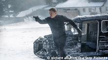Filmstill James Bond Spectre Daniel Craig