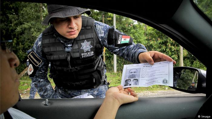 Suche nach Chef des Sinaloa-Kartells Joaquin Guzman