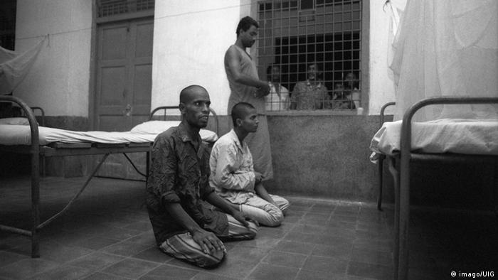 Bangladesch Mental Hospital, Pabna