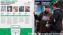 Ukraine Kommunalwahl