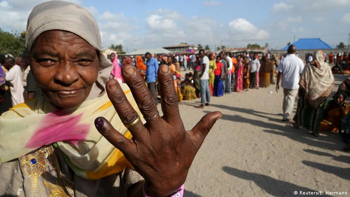 Tanzania heads to the polls in presidential and local elections