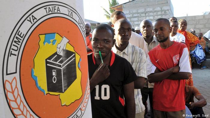 Tansania Wahlen (Reuters/S. Said)