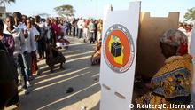 Tansania Wahlen