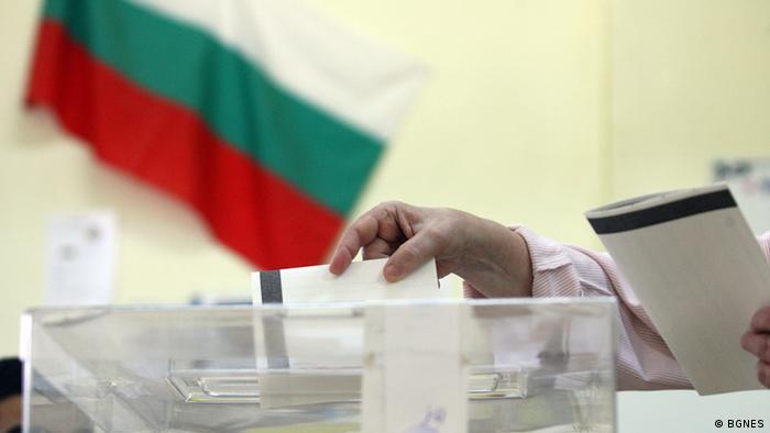 Symbolbild Kommunalwahlen Bulgarien