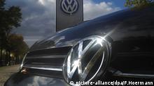 Symbolbild VW Logo Kühlergrill