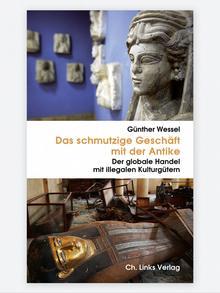 Portada del libro de Günther Wessel sobre el robo de arte.